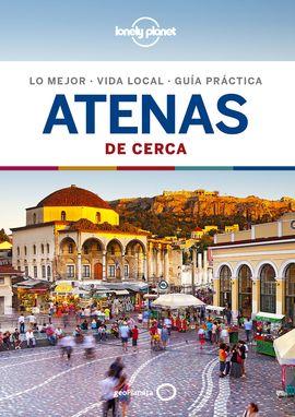 ATENAS. DE CERCA -GEOPLANETA -LONELY PLANET