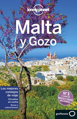 MALTA Y GOZO -GEOPLANETA -LONELY PLANET