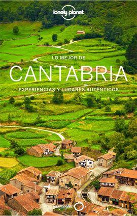 CANTABRIA, LO MEJOR DE -GEOPLANETA -LONELY PLANET