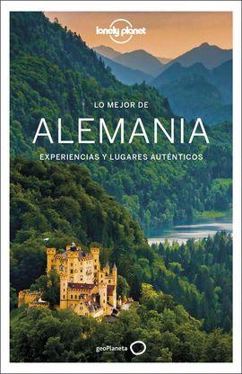 ALEMANIA, LO MEJOR DE -GEOPLANETA -LONELY PLANET