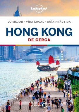 HONG KONG. DE CERCA -GEOPLANETA -LONELY PLANET