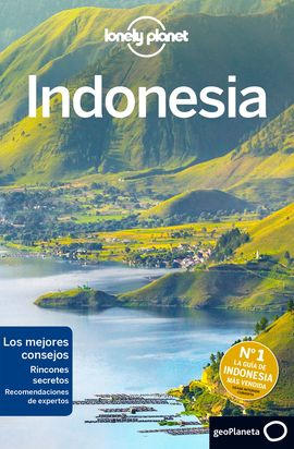 INDONESIA -GEOPLANETA -LONELY PLANET
