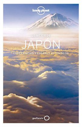 JAPON, LO MEJOR DE -GEOPLANETA -LONELY PLANET