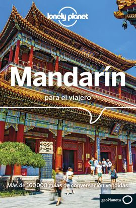 MANDARIN PARA EL VIAJERO -GEOPLANETA -LONELY PLANET