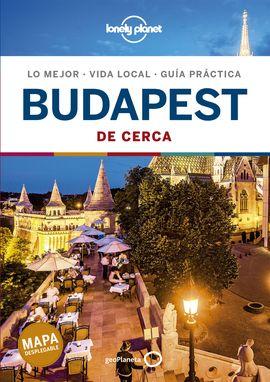 BUDAPEST. DE CERCA -GEOPLANETA -LONELY PLANET