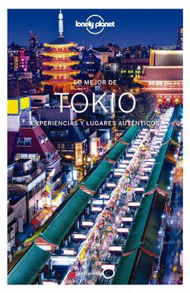 TOKIO, LO MEJOR DE -GEOPLANETA -LONELY PLANET