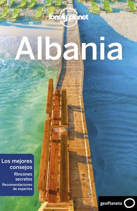 ALBANIA -GEOPLANETA -LONELY PLANET