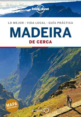 MADEIRA. DE CERCA -GEOPLANETA -LONELY PLANET