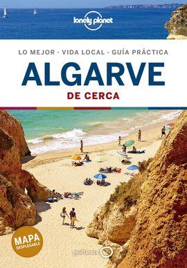 ALGARVE. DE CERCA -GEOPLANETA -LONELY PLANET