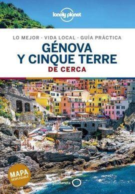 GENOVA Y CINQUE TERRE. DE CERCA -LONELY PLANET