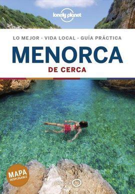 MENORCA. DE CERCA -GEOPLANETA -LONELY PLANET