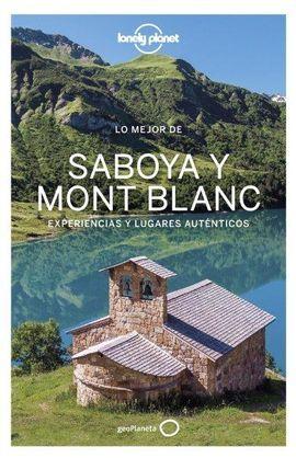 SABOYA Y MONT BLANC - LO MEJOR DE