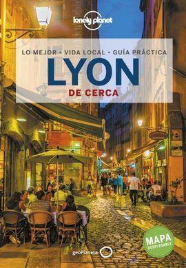 LYON. DE CERCA -LONELY PLANET -GEOPLANETA