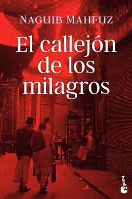 CALLEJÓN DE LOS MILAGROS, EL [BOLSILLO]