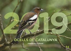 2019 OCELLS DE CATALUNYA -CALENDARI