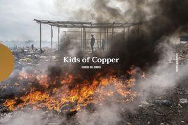 KIDS OF COPPER. CHICOS DEL COBRE