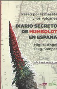 DIARIO SECRETO DE HUMBOLDT EN ESPAÑA