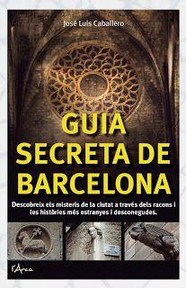 GUIA SECRETA DE BARCELONA [BOLSILLO]
