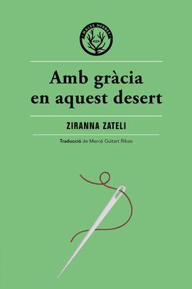 AMB GRÀCIA EN AQUEST DESERT