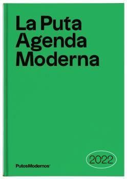 2022 PUTA AGENDA MODERNA,LA