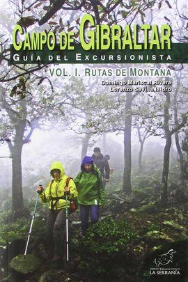 CAMPO DE GIBRALTAR -GUÍA DEL EXCURSIONISTA