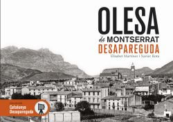 OLESA DE MONTSERRAT. DESAPAREGUDA
