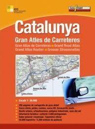 CATALUNYA. GRAN ATLES DE CARRETERES -GEO ESTEL