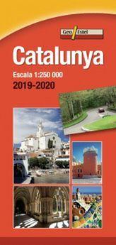 2019-2020 CATALUNYA [1:250.000] -GEO ESTEL