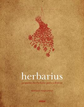 HERBARIUS - PETIT HERBOLARI PER ACOLORIR