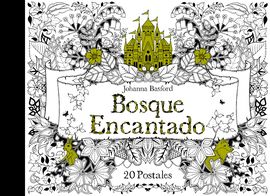 BOSQUE ENCANTADO. 20 POSTALES