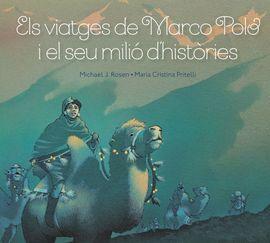 VIATGES DE MARCO POLO I EL SEU MILIÓ D'HISTÒRIES, ELS