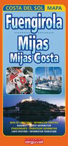FUENGIROLA - MIJAS -MIJAS COSTA (MAPA)