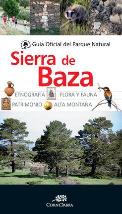 SIERRA DE BAZA, GUIA OFICIAL DEL PARQUE NATURAL