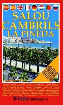 SALOU - CAMBRILS - LA PINEDA [1:12.500] -TELSTAR