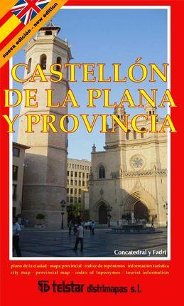 CASTELLÓN DE LA PLANA [1:5.600] / [1:325.000] [CAS-ENG] -TELSTAR