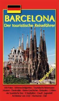 BARCELONA (DEU) DER TOURISTISCHE REISEFUHRER -TELSTAR