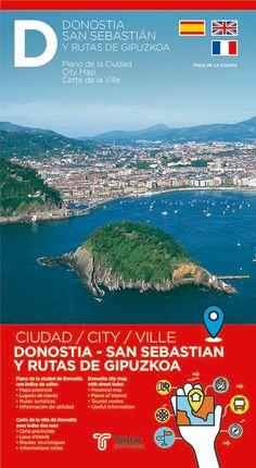 DONOSTIA / SAN SEBASTIAN [1:5.000] -TELSTAR