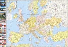 EUROPA [MURAL] 1:3.500.000 -TELSTAR