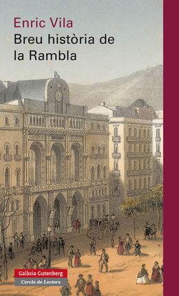 BREU HISTORIA DE LA RAMBLA