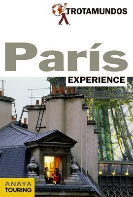 PARIS. EXPERIENCE -TROTAMUNDOS
