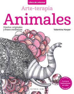 ANIMALES. ARTE-TERAPIA