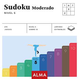 SUDOKU MODERADO - NIVEL 5