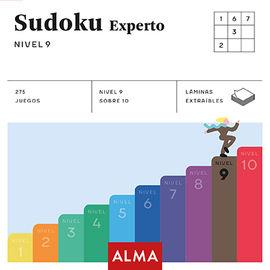 SUDOKU EXPERTO - NIVEL 9