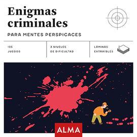 ENIGMAS CRIMINALES (CUADRADOS DE DIVERSIÓN)