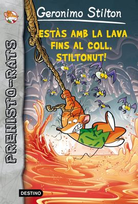 ESTAS DE LAVA FINS AL COLL STILTONUT