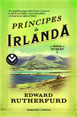 PRINCIPES DE IRLANDA [BOLSILLO]
