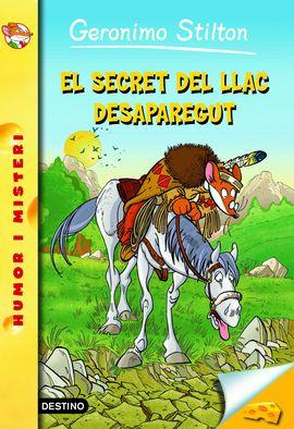 SECRET DEL LLAC DESAPAREGUT, EL