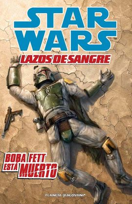 STAR WARS LAZOS DE SANGRE Nº02