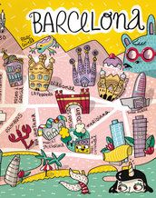 BARCELONA SCRAP NOTEBOOK