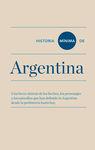 ARGENTINA, HISTORIA MÍNIMA DE